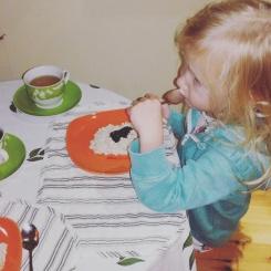 Porridge lover